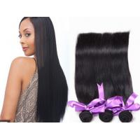 China Real Virgin Cambodian Wavy Hair Cambodian Straight Weave Double Drawn wholesale