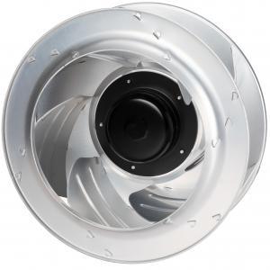 China Brushless External Rotor DC Centrifugal Fan Motor 310 Backward Curved 48V Metal 2000 wholesale