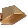 China Durable Browm Kraft Bubble Mailers Padded Envelopes Hot Melt Adhesive Glue wholesale