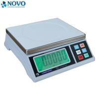 China Multi Color Digital Weighing Scale , Precision Digital Scale LCD Display For Goods wholesale