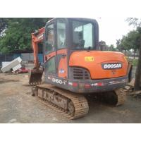China Used DOOSAN DH60-7 Mini Excavator For Sale China wholesale