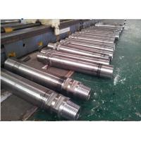 China Forging Forged Steel Tungsten carbide hardfacing Welding Overlayed raise boring machine drill stabilizer/drilling pipe wholesale