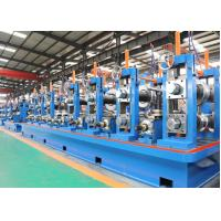 China Friction Saw Cutting ERW Pipe Mill / SS Tube Mill Machine wholesale