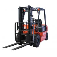 China JAC Diesel Forklift Truck Lifted Diesel Truck 2 Ton Loading Capacity With Isuzu Engine wholesale