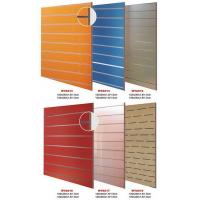 Buy cheap Slatwall For Shops,Supermarket Decoration from wholesalers