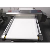 China Customized 304 SUS Conveyor Metal Detector For Aluminum Foil Packages wholesale
