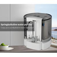 China Countertop Plastic Alkaline Water Ionizer Machine , Alkaline Water Filtration System on sale