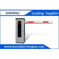 Buy cheap 60 W Automatic Barrier Gate 5 Millon Operating Time For Car Parking Lot from wholesalers