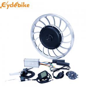 China 40-45 km/h 20inch 48v 1000w front wheel gearless hub motor electric bike motor kit wholesale