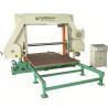 China Durable CNC Horizontal PU Foam Cutting Machine Automatic Foam Sheets Cutter wholesale
