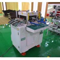 China Fully Automatic Hot Foil Stamping Machine Rotary Die Cutting Equipment wholesale