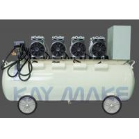 China Large Displacement Oilless Air Compressor With Low Power Consumption wholesale