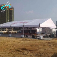 China TUV Gable Shape Aluminum Truss Roof System With Stage wholesale