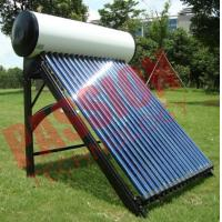 Buy cheap High Pressure Pressurized Thermal Solar Water Heater 200 Liter Easy Maintenance from wholesalers