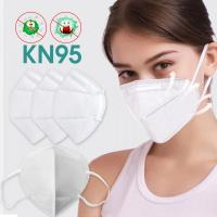 China N95 Face mask Coronavirus protective, surgical face mask, anti flu particulte respirator face mask PM 2.5 dust fog prote wholesale
