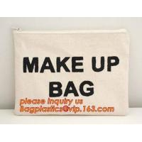 China eco friendly wall hanging bags cotton linen sundries basket jute cosmetic bag for women,soft organic cotton cosmetic bag wholesale