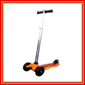 China Kids Mini 3 Wheel Scooter with Rear Brake wholesale