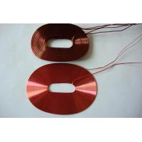 Buy cheap Super Fine Enameled Magnet Wire , 0.012 - 0.8mm Enameled Wire For Voice Coils from wholesalers