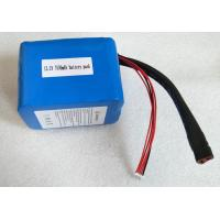 China High efficiency 13.2V 7.5Ah 26650 Lifepo4 Battery Pack 4S3P with A123 26650 2500mAh cell wholesale