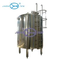 China Sanitary Stainless Steel Insulated Water Tank Easy Cleaning For Purified Water Storage wholesale