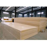 Buy cheap 6m x 2.1m 5800mm x 2100mm Fluted Polypropylene Sheets For Concrete Forming from wholesalers