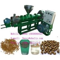 Quality SLK series Floating fish meal making machine/ fish feed pellet machine/ chicken feed pellet machine( for sale