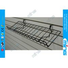 Quality Light Duty Metal Slatwall Display Shelves Retail Store Display Shelf for sale