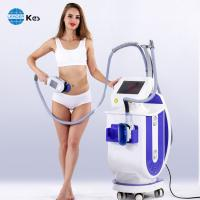Buy cheap 2 Handles Cryolipolysis Machine , Fat Freezing Weight Loss Machine MED-340 from wholesalers