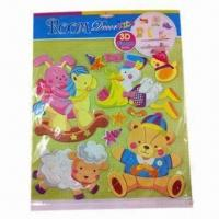China Wall decals/stickers for children room, handmade wholesale