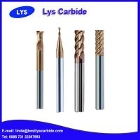 China High quality end mill tungsten solid carbide metric end mill sizes wholesale