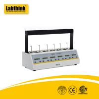 China 6 test Stations Adhesion Test Equipment, Tape Holding Power Tester wholesale