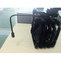 China Black Wire Tube Freezer Condenser , Coil And Condenser For Refrigerator Part on sale