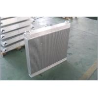 China Plate Fin Aluminum vacuum brazed plate heat exchanger For Engine Machine wholesale