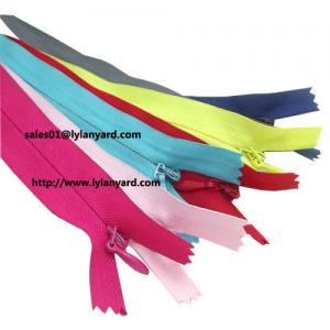 China Nylon Invisible Tape Zipe Diy Accessories Clothes Culottes Accessories Zipper 23cm wholesale