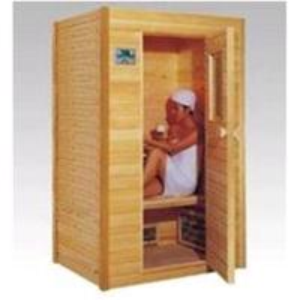 China Far infrared sauna room, dry steam room, SPA room on sale