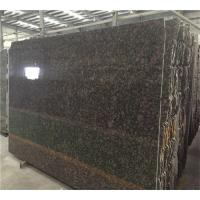 Buy cheap 24X24 Tropic Brown Granite Tile Countertop , Lowes Granite Tile For Countertops from wholesalers