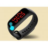 China Waterproof Thermometer Body Temperature Bracelet Heart Rate Monitor wholesale