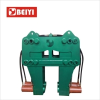 China Hydraulic Pile cutter for breaking round pile and squre pile wholesale