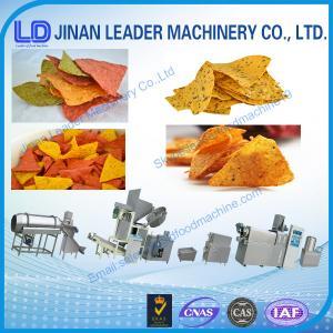 China Made in China Doritos Tortilla Corn Chips Machinery wholesale
