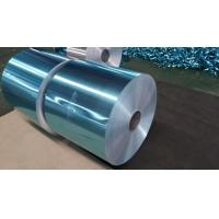 China Bright Colors Plastic Coated Aluminum Foil Thermal Insulation For Ceiling Board wholesale