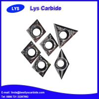 China Carbide turning tool inserts DCGX for Al alloys wholesale