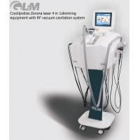 Quality 4 In 1 Fat Freezing Machine RF Cavitation Lipo Laser With 220V 50HZ for sale