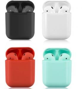 China Hot Selling inPods i12 TWS Earphone Bluetooth Earphone ,Macaron Waterproof Wireless High Quality Sound Headset Sport Ear wholesale
