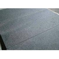China Absolute Black Granite Stone Tiles 2cm Thickness Customized Dimension wholesale