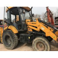 China secondhand japan sany backhoe with good condition chinese sany backhoe wholesale