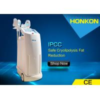 China Fat Freezing Cool Sculpting Cryolipolysis Slimming Machine For Fat Reduction wholesale