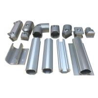 Quality Aluminum Pipe Connectors and Fittings 1.7 mm Aluminum Alloy Tube  wholesale