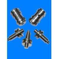 China A182-F44 F45 F51 F53 F60 F55 F62 F52 UNS S31803 UNS S31254 Duplex Stainless Steel CNC machined Turned Milling Plunger wholesale
