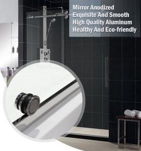 China Mirror Polish Anodized Surface Aluminum Extruded Sections / Aluminum Alloy Extrusion wholesale