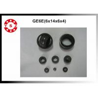 Quality High Speed Miniature Ball Joint Bearings GE6E For Engineering Machinery wholesale